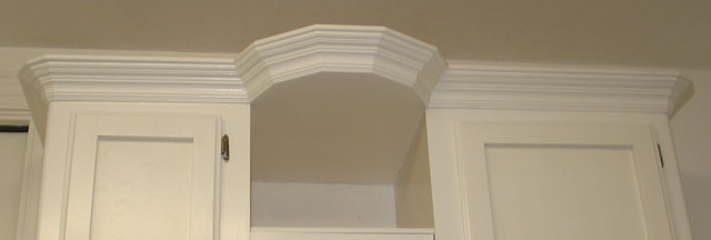 12 Sided Polygon Crown Molding