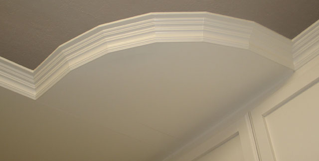24 Sided Polygon Crown Molding Angles